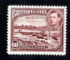382 X)  Br. Guiana -1938  SG# 315  (m*)  Sc237 Cat. £16.00 - British Guiana (...-1966)