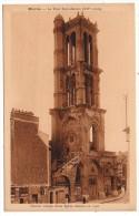 CP, 78, MANTES, La Tour Saint-Maclou (XIVe S.) Dernier Vestige D´une Eglise Démolie En 1792, Vierge - Mantes La Ville