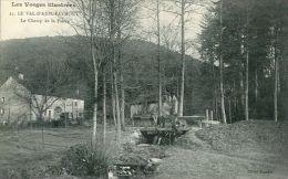 N°33222 -cpa Le Val D'Ajol Faymont -le Champ De La Pierre- - Francia