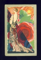 Carte De Parfum (5,5 X 8,5 Cms) (Ref.102566) - Oud (tot 1960)