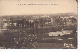 CHATEAUNEUF SUR CHARENTE - Vue Générale - Chateauneuf Sur Charente