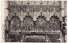 CP, 80, AMIENS, Cathédrale D'AMIENS, Clôture Du Choeur (XVIe Siècle), Vierge - Amiens