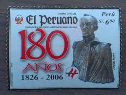 Peru / 2006 / Mi 2107 / Used - Peru