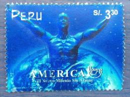 Peru / 1999 / Mi 1709 / Used - Peru