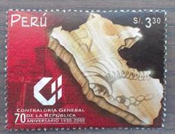 Peru / 2000 / Mi 1732 / Used - Peru