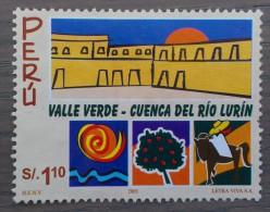 Peru / 2001 / Mi 1785 / Used - Peru