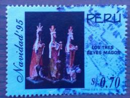 Peru / 1996 / Mi 1572 / Used - Peru