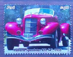 Peru / 2007 / Mi 2228 / Used  / Car - Peru