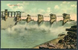 Panama Canal -  Gatun Spillway - Panama