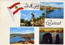 Beirut - 411 - Formato Grande Viaggiata - Libano