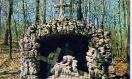 Holy Holl - Shrine Of Mary - Help Of Christians - Formato Piccolo Non Viaggiata - Cartoline