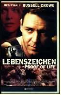 VHS Video  -  Lebenszeichen  -  Proof Of Life  -  Russel Crowe Kämpft Im Dschungel  -  Von 2001 - Krimis & Thriller