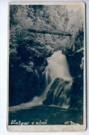 Bled, Vintgar, Used 1934 Pc (st390) *buy More Get Discount* Waterfall Wasserfall - Slovenië
