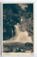Bled, Vintgar, Used 1939 Pc (st391) *buy More Get Discount* Waterfall Wasserfall - Slovenië