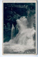 Bled, Vintgar, Used Pc (st392) *buy More Get Discount* Waterfall Wasserfall - Slovenië