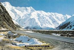 Mount Sefton & The Footstool, South Island, New Zealand - Tiki P1684 Unused - New Zealand