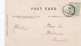POSTAL HISTORY -1906 SINGLE CIRCLE CANCELLATION - GRANTON. - Poststempel