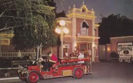 DISNEYLAND FIRE STATION - Disneyland