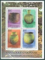 GABON - 1992 - MNH/*** - PREHISTORY - Yv BF 65 - Lot 8396 - Gabon (1960-...)