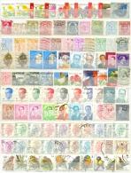 Belgie - Belgique - Z-1149 - 100  Zegels-timbres -  0,40 Euro - Collections