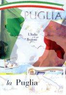 2006 Italia, Folder Regioni D'italia La Puglia, AL FACCIALE - 6. 1946-.. Repubblica