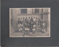 FOTOGRAFIA RICORDO DI NINO CLASSE 4° 22-6-1921- FOTO MARIO LAZZARI MILANO-INSEGNANTE SIG.MANCIANI-TRAVERSA - Persone Anonimi