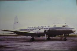 CONVAIR   240    POLARIS    N564MA - 1946-....: Moderne