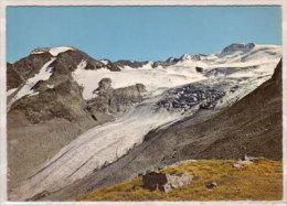 Sulztalferner Mit Hinterem Daunkopf , Östlichem Und Westlichem Daunkogel , Windacher Daunkogel , Ötztal - Österreich