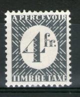 Taxe N°34** - Taxes