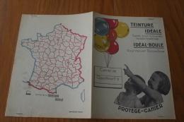 Protège-cahier (très Bon état)Teinture Idéale - Idéal-boule) - Textilos & Vestidos