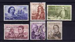 Australia - 1966 - Navigators Decimal Issue - Used - 1966-79 Elizabeth II