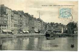 14 - Honfleur - Quai Sainte Catherine   N° 299 - Honfleur