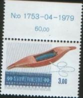 "Finlandia - Finland 1979 Arte Popolare Spola E Tessuto ""ranu""  1v Complete Set ** MNH - Finlandia"