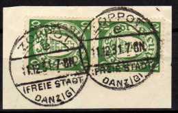 Danzig 1924 Mi 194, Gestempelt [080913L] @ - Danzig