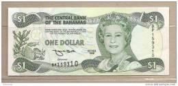 Bahamas - Banconota QFDS Da 1 Dollaro - 1996 - Bahamas