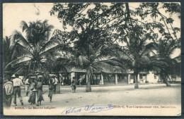 Belgian Congo - Boma - La Marche Indigene - Native Market - Belgian Congo - Other