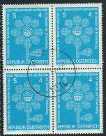 Austria 1979 Usato - Mi.1616  Yv.1445  Bloc 4x - 1945-.... 2a Repubblica