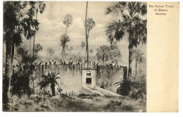 1920s? India, Parsee Tower Of Silence Bombay Ppc  Unused - India