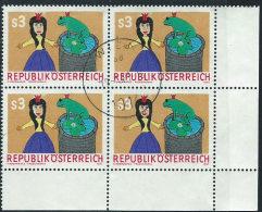 Austria 1981 Usato - Mi.1674  Yv.1503   Bloc 4x - 1945-.... 2a Repubblica