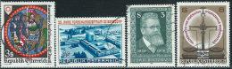 Austria 1981 Usato - Mi.1670;1673;1677;1679  Yv.1499;1502;1506/7 - 1945-.... 2a Repubblica