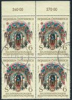 Austria 1981 Usato - Mi.1683  Yv.1512  Bloc 4x - 1945-.... 2a Repubblica