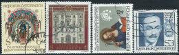 Austria 1981/2 Usato - Mi.1683;1697;1721/2  Yv.1512;1526;1550/1 - 1945-.... 2a Repubblica