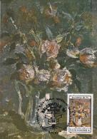 Flowers - Nicu Enea - Maximumkarten (MC)