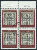 Austria 1982 Usato - Mi.1697  Yv.1526  Bloc 4x - 1945-.... 2a Repubblica