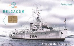 CP-P142 Adrien De Gerlache Marine Neuve Tirage 1000 EX Très Rare ! - Belgique