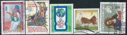 Austria 1982 Usato - Mi.1702/3;1705;1717;1721  Yv,1531;1533/4;1546;1550 - 1945-.... 2a Repubblica