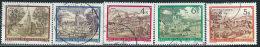 Austria 1984/5 Usato - Mi.1768;1776;1791/2;1827  Yv.1596;1607;1620/1;1656 - 1945-.... 2a Repubblica