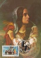 1848 Romanian Revolution - Maximum Cards & Covers