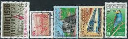 Austria 1988 Usato - Mi.1914/8  Yv.1742;1744/7 - 1945-.... 2a Repubblica