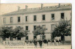 CHALONS-SUR-MARNE  -  CASERNE DE LA SECTION - Châlons-sur-Marne